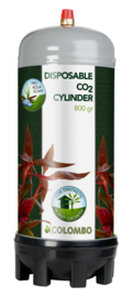 Colombo Disposable CO2 Cylinder - 800gr
