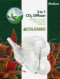 Colombo 3 In 1 Diffuser - M-L