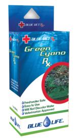 Blue life Blue vet Green cyano