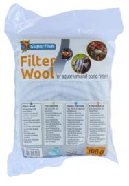 Superfish Witte Filterwatten - 100gr-500gr