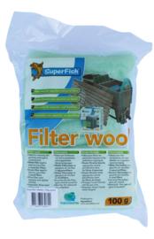 Superfish Groene Filterwatten Grof - 100gr-500gr