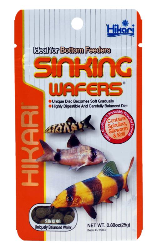 Hikari Sinking Wafers - 25gr-1kg