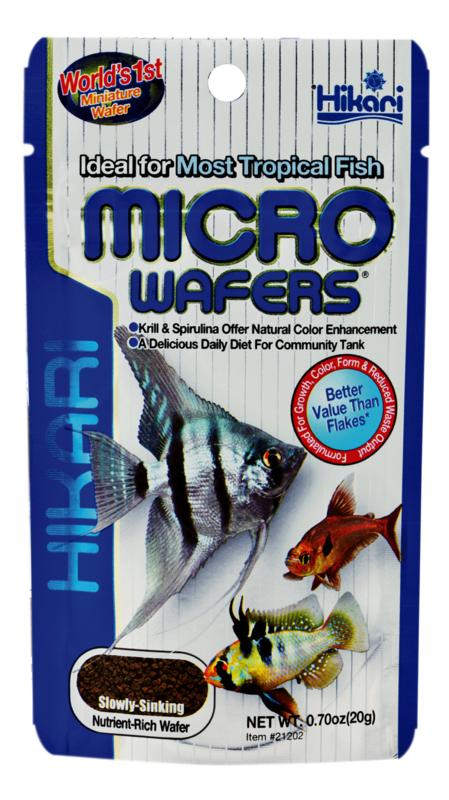 Hikari Micro Wafers - 20gr-1kg