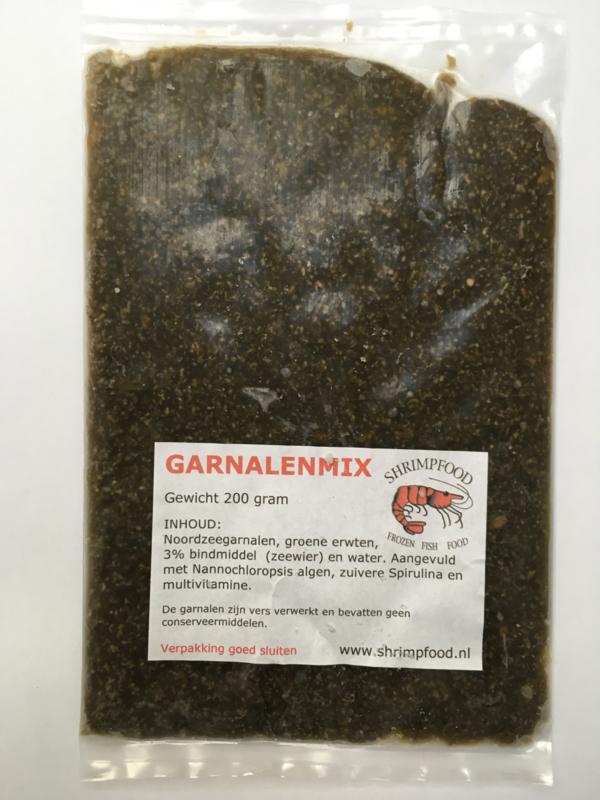Shrimpfood garnalenmix 200 gram