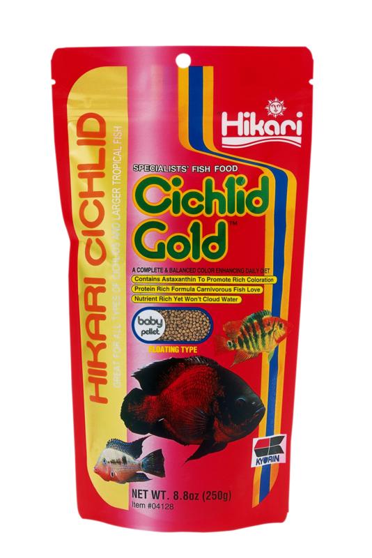 Hikari Cichlid Gold - 57gr-1kg