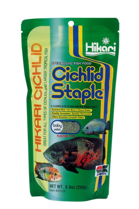Hikari Cichlid Staple - 57gr-250gr