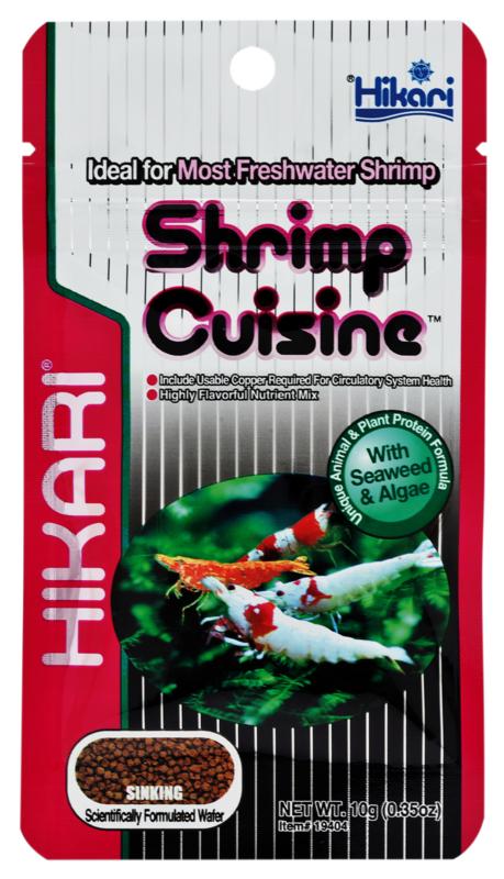 Hikari Shrimp Cuisine - 10gr