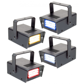 BeamZ mini stroboscoop set