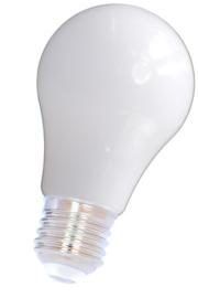 doos á 100 stuks led lamp 5watt peervorm warmwit