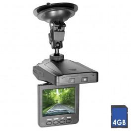 Auto beveiligingscamera