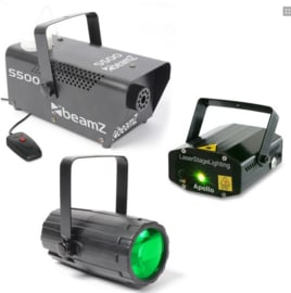BeamZ Light Package 3