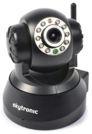 IP camera met pan / tilt