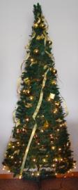 kerstboom zwart/zwart