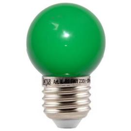 doos á 100 stuks LED lamp groen