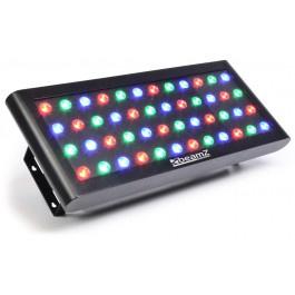 Kleuren LED paneel 48 x 1watt