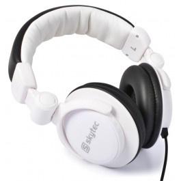 DJ hoofdtelefoon wit