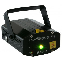 Apollo mini laser rood/groen