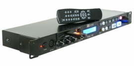 Power DynamicsPDC-70 Speler SD/USB/MP3 1U