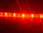 24volt Led lichtslang rood