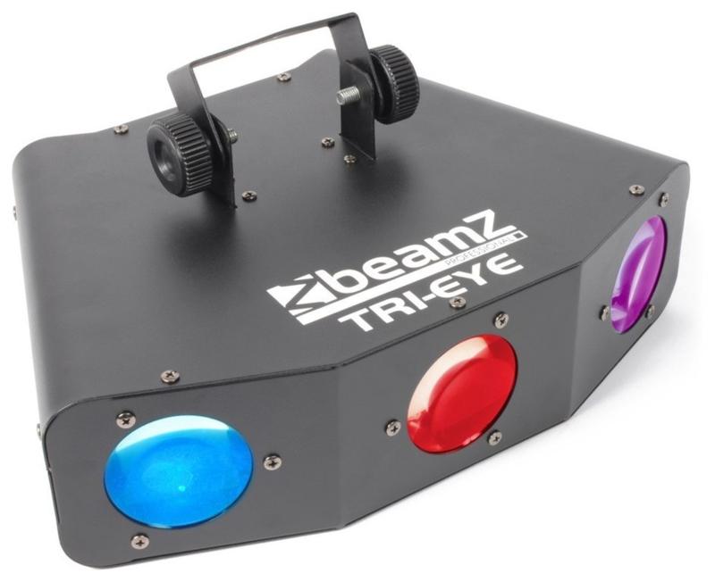 BeamZ Professional Tri-Eye 15x 3W RGBAW LED's