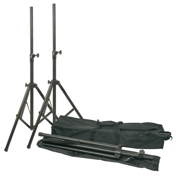 Speakerstandaard set á 2 stuks