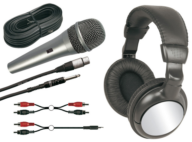 DJ Aaccessoire Kit