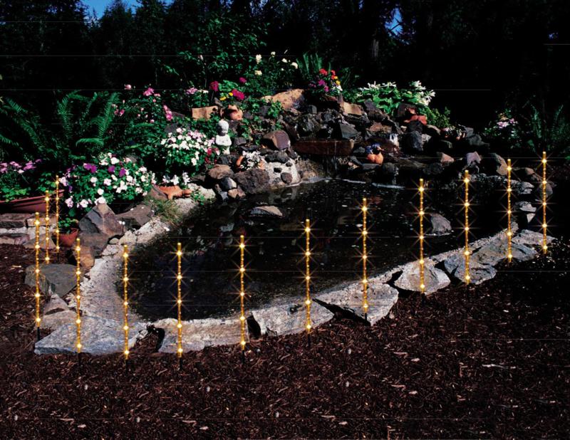 Garden Light Set
