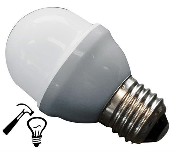 10 stuks led lamp wit heavy duty