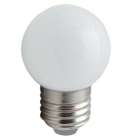 10 stuks LED lamp warmwit 1watt 2650k