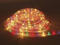 230 volt led lichtslang multicolor