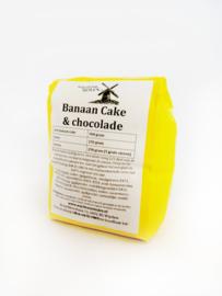 Banaan Cake