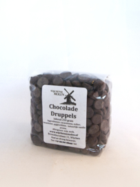 Chocolade Druppels Puur