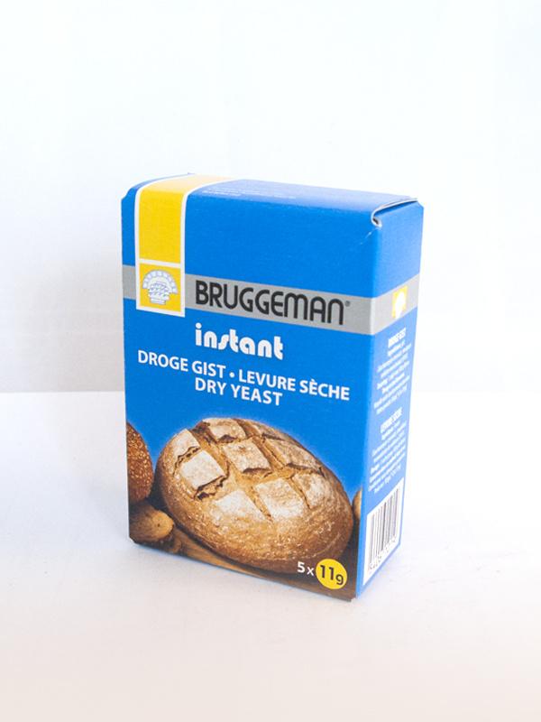 Bruggeman Gist  5x11gram