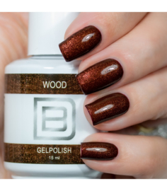 By Djess gelpolish 17 Wood 15ml