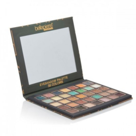 Emerald City Eyeshadow Palette - 35 Colors