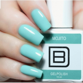By Djess gelpolish 41 Moijto 10ml
