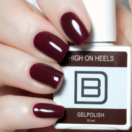 By  Djess gelpolish 15 High on Heels 15ml