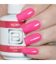 By Djess gelpolish 34 Peony 15ml