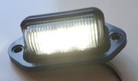 Kentekenverlicht 3 LEDs