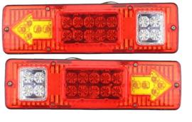 Set Led Achterlichten 10-30v Type 5