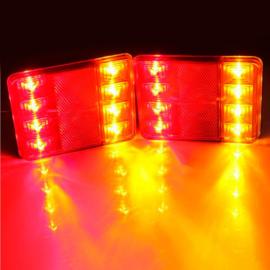 Led Achterlichten 12v Type 2