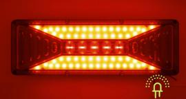 NEON Led Achterlichten 10-30v DT2 Dynamisch Knipperlicht
