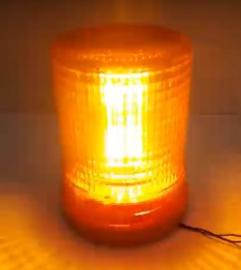 Led Zwaailamp 40 High Power LEDs 10-30v