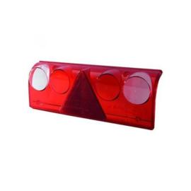 Europoint 2 Achterlicht glas (Lens)
