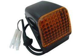 Toplamp (Volvo Style) LED oranje 10-30v
