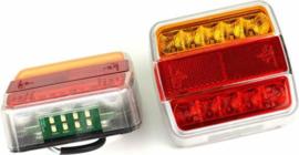 LED achterlichten 12 volt
