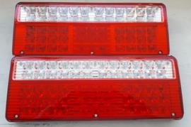 Set Led achterlichten 24 volt Type 11