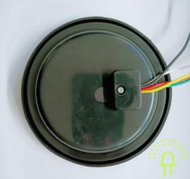NEON Led Achterlicht inbouw DH4 10-30v Dynamisch knipperlicht