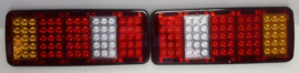 Set LED achterlichten 12 of 24 Volt Type 15