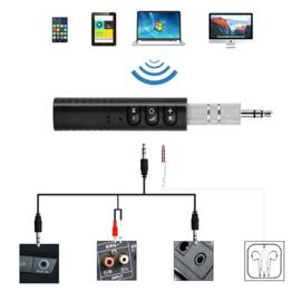 Universele Bluetooth ontvanger - Carkit - Eenvoudig telefoon verbinden
